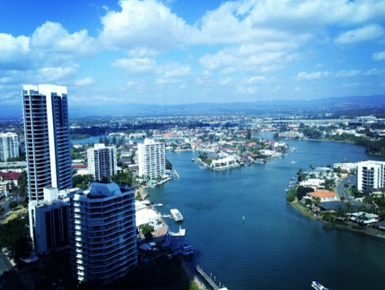 Qld view