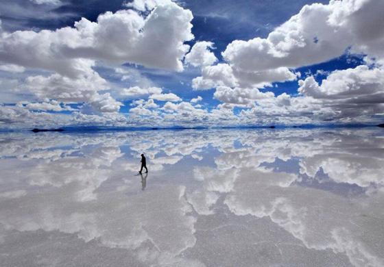 Worlds Largest Mirror