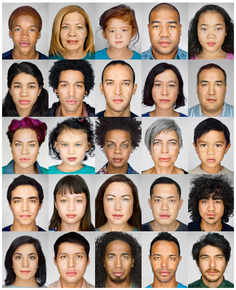 Mixed Race Americans